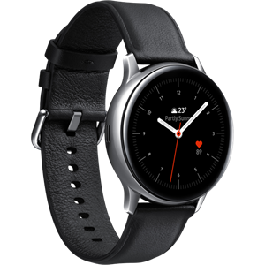 Samsung Galaxy Watch Active2 LTE 40mm Steel Silver