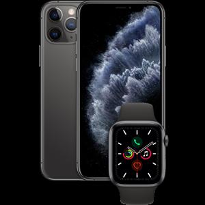 apple-iphone-11-pro-space-grey-64gb-uz-watch-series-5-gps-40mm-space-grey-black-sportski-remen