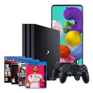samsung-galaxy-a51-black-uz-ps4-pro-1tb-4-igre-ds4-kontroler
