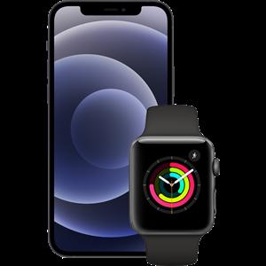 apple-iphone-12-black-64-gb-uz-watch3-gps-42mm-space-gray-paket