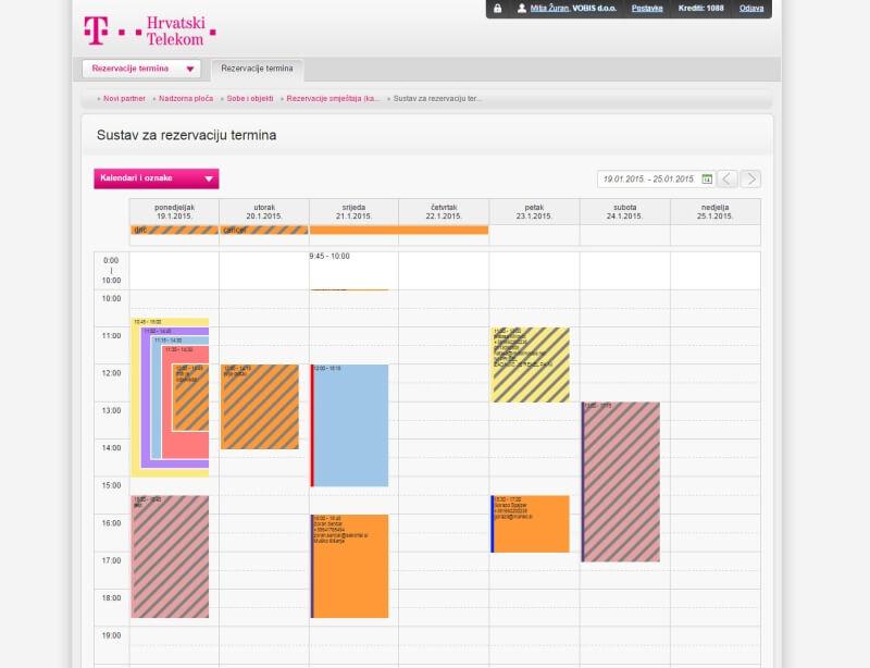 Olivebox ugovaranje termina i sastanaka